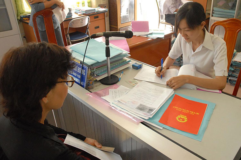 2 trường hợp ngoại lệ được cấp sổ đỏ dù mua đất bằng giấy tờ tay. Ảnh minh họa: Internet