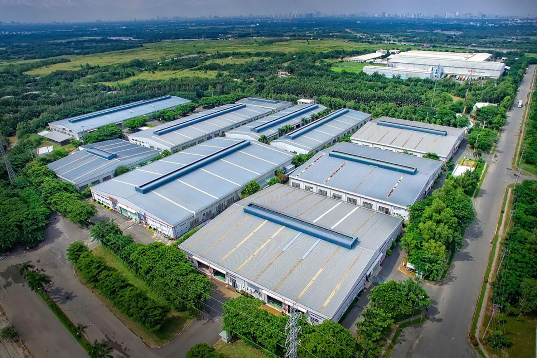 Bất động sản công nghiệp sẽ là điểm sáng của thị trường trong những năm tới. Ảnh minh họa