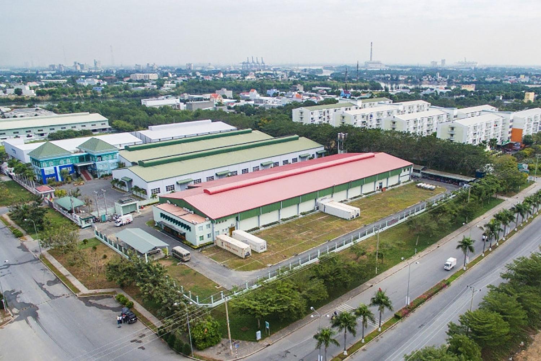 Bất động sản công nghiệp là một phân khúc nhận được nhiều sự quan tâm của các nhà đầu tư nước ngoài khi tham gia thị trường Việt Nam. Ảnh minh họa
