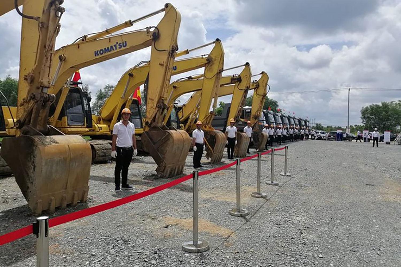 , Khởi công Cụm công nghiệp Hải Sơn hơn 200ha tại Long An, Đơn vị phân phối và phát triển Bất động sản | An Tường Real, Đơn vị phân phối và phát triển Bất động sản | An Tường Real