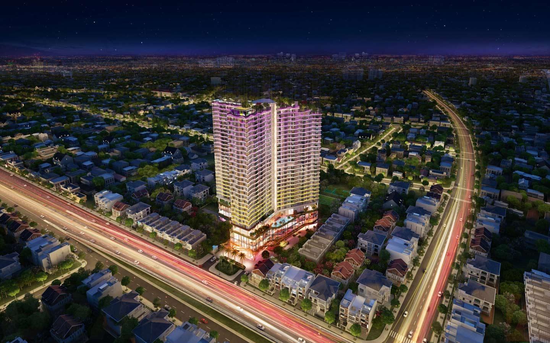 D-Homme, một dự án bất động sản tại Q6 thu hút nhà đầu tư nhờ cú hích Metro