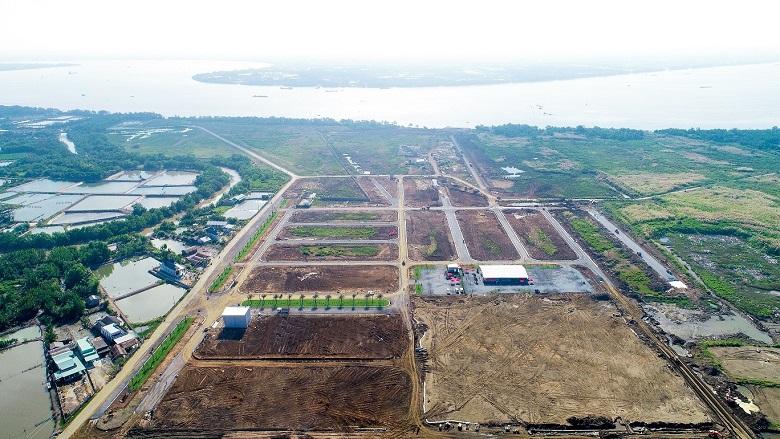 Dòng sản phẩm đất nền ven sông thường có mức giá cao hơn nhưng cũng sở hữu khả năng tăng giá tốt hơn