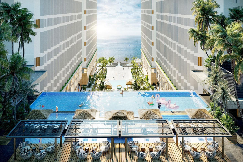 Dự án Apec Mandala Wyndham Mũi Né với các căn hộ khách sạn 5 sao tại Bình Thuận