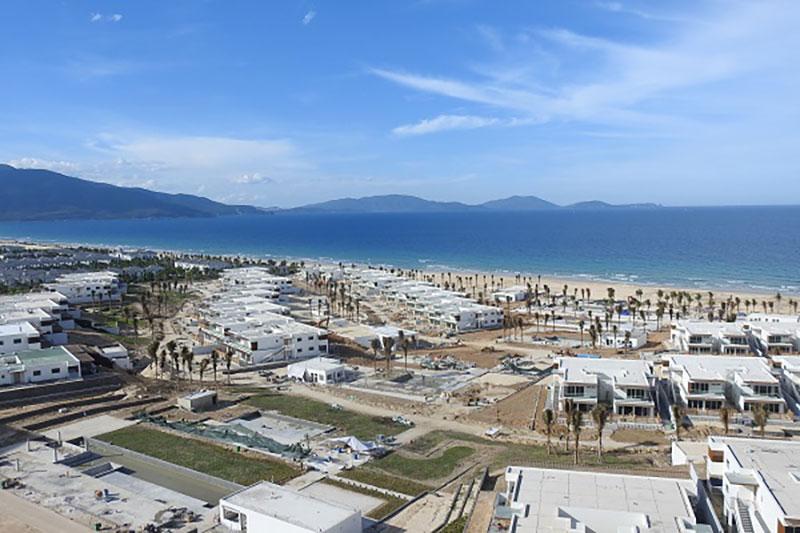 Hàng loạt dự án tại Bắc bán đảo Cam Ranh được UBND tỉnh Khánh Hòa giao đất ở không hình thành đơn vị ở sai quy hoạch.