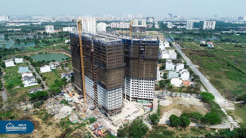 Loạt dự án căn hộ triển khai trong thời điểm cuối 2019-2020 đang xác lập một mức giá bán mới.