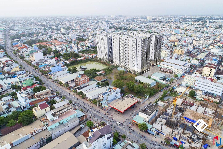 Metro đóng vai trò quan trọng trong việc gia tăng giá trị bất động sản khu Tây