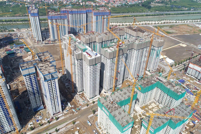 Nhà đầu tư bất động sản đang đặc biệt quan tâm tới thị trường Hà Nội