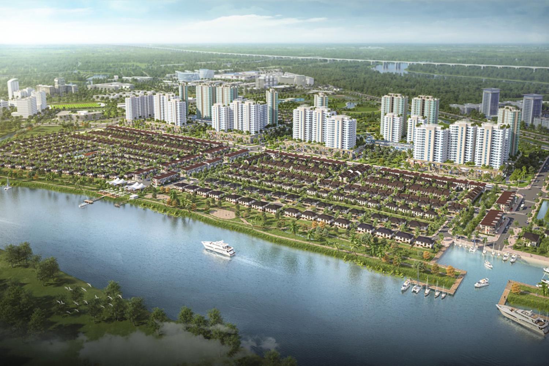 , Waterpoint lần đầu ra mắt Grand villa và dinh thự ven sông, Đơn vị phân phối và phát triển Bất động sản | An Tường Real, Đơn vị phân phối và phát triển Bất động sản | An Tường Real