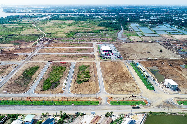 """Tâm lý chuộng đất nền vẫn luôn in đậm trong tâm lý đa phần người Việt với suy nghĩ """" mua thổ thì lời""""."""