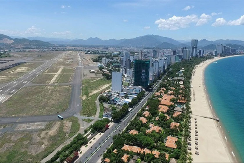 Đất sân bay Nha Trang cũ chuẩn bị được mang ra đấu giá