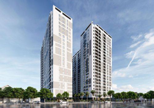 Dự án Partview Apartment Bình Dương