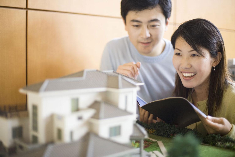 Cuối năm là một trong những thời điểm thuận lợi để bán nhà. Ảnh minh họa: Internet