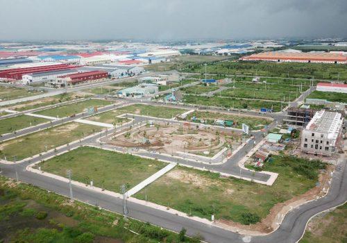 Làn sóng phát triển KCN đang tạo sức hút giúp thị trường BĐS nhà ở tại Long An được quan tâm
