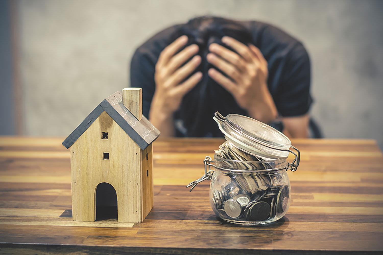 Hành trình để sở hữu một ngôi nhà không phải là dễ dàng. Ảnh minh họa