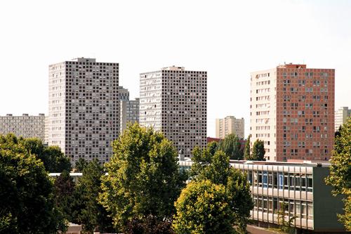 Khu nhà ở Modul Grand Ensemble, Tp Paris – Pháp