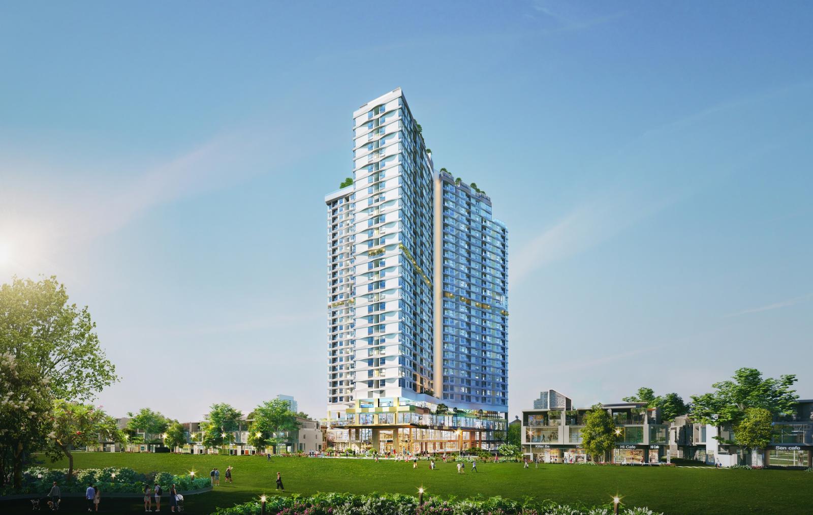 Những dự án căn hộ cao cấp tiếp tục đạt tỉ lệ hấp thụ tốt