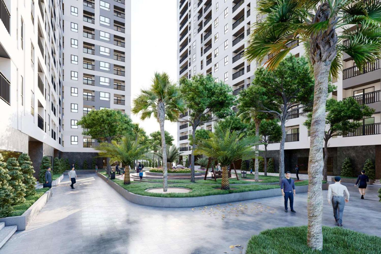 Phối cảnh dự án Partview Apartment 02