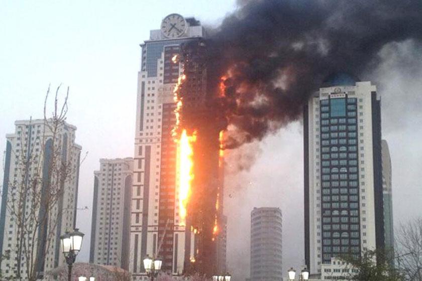 Bảo hiểm cháy nổ chung cư nhằm bảo vệ tài sản của cư dân khỏi những mất mát khi xảy ra cháy, nổ. Ảnh minh họa: Internet