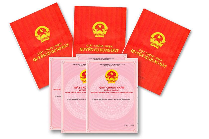 Bạn có thể chọn một trong hai phương án nộp hồ sơ xin cấp Sổ đỏ
