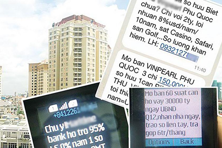 Chặn tin nhắn và quảng cáo rác từ ngày 1/10/2020. Ảnh internet