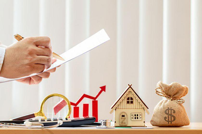 Vay mua nhà thế chấp bằng chính nhà mua là hình thức vay mua nhà mà trong đó tài sản dùng để thế chấp chính là ngôi nhà mà khách hàng tiến hành mua. Ảnh minh họa