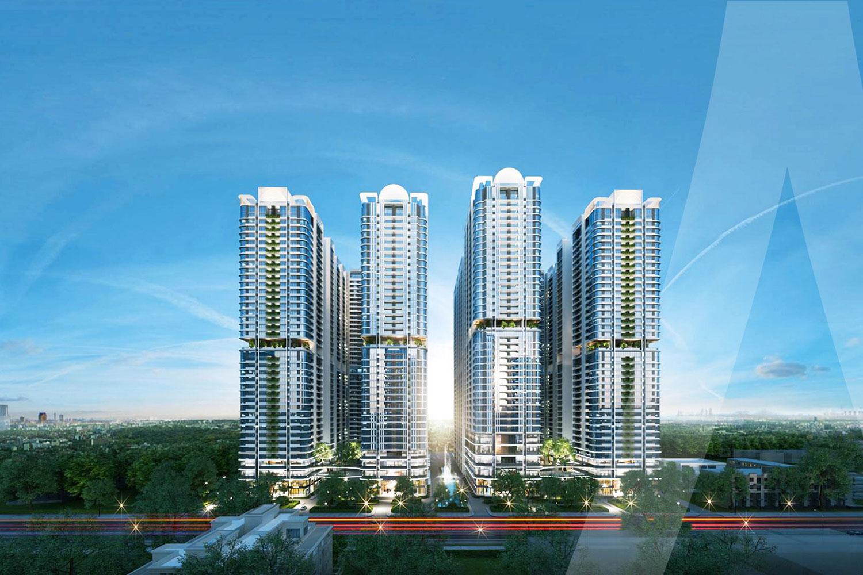 Dự án Astral City Bình Dương