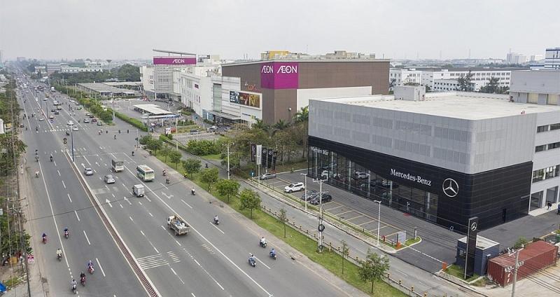 TP. Thuận An (Bình Dương) là điểm đến mới của các chủ đầu tư BĐS và nhà đầu tư có tầm nhìn