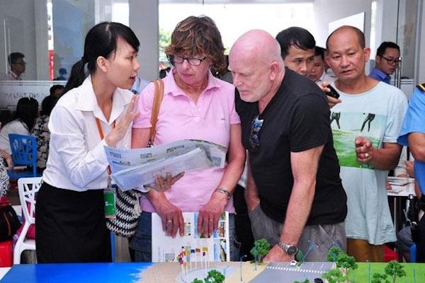 Người nước ngoài được phép sở hữu nhà ở tại Việt Nam nếu đáp ứng được các điều kiện theo Luật định. Ảnh minh họa: Internet