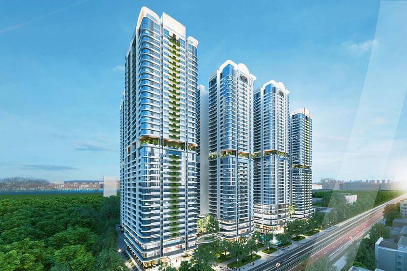 Phát Đạt đầu tư hơn 5.800 tỷ đồng cho Astral City