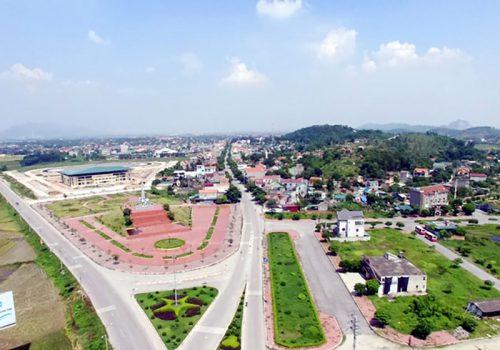 Khu vực quy hoạch vùng du lịch có diện tích khoảng 4.784ha