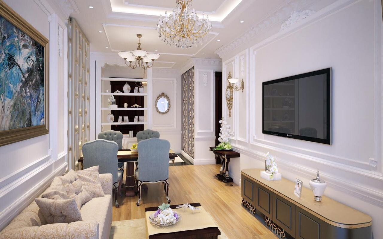 Thiếu hụt nguồn khách khiến nhiều căn hộ cho thuê buộc phải giảm giá để tránh tình trạng bỏ trống. Ảnh minh họa.