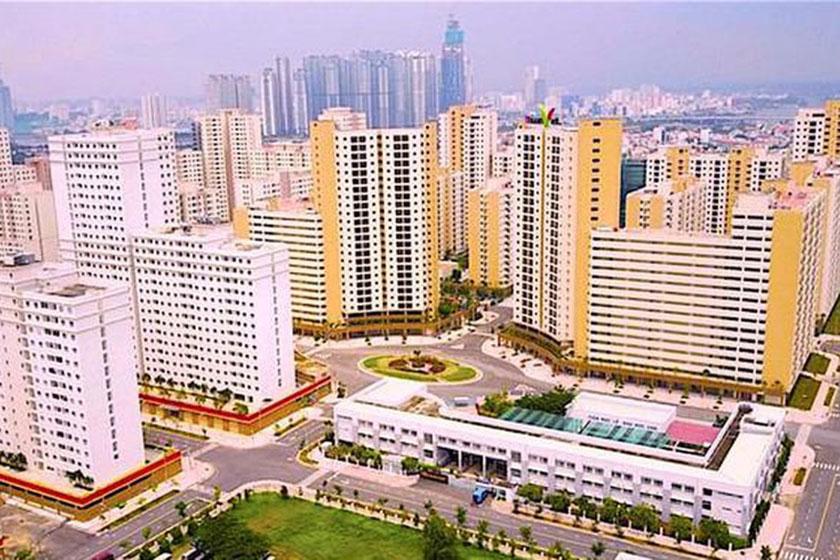Tp.HCM tiếp tục bán đấu giá 5.050 căn hộ và 42 nền đất. Ảnh minh họa