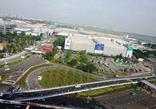 TPHCM dồn lực triển khai các dự án hạ tầng xung quanh sân bay Tân Sơn Nhất