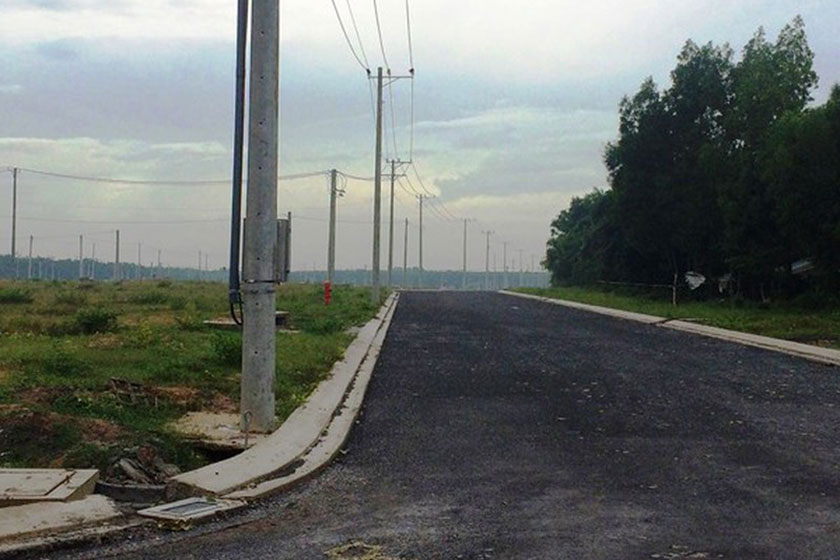Đồng Nai vừa phê duyệt giá đất thu tiền sử dụng đất tái định cư thuộc dự án khu tái định cư Lộc An - Bình Sơn