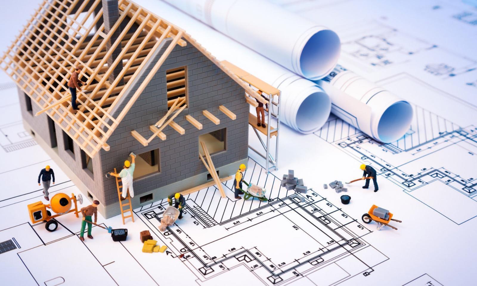 Hoàn công là bước cuối cùng sau quá trình xây dựng công trình