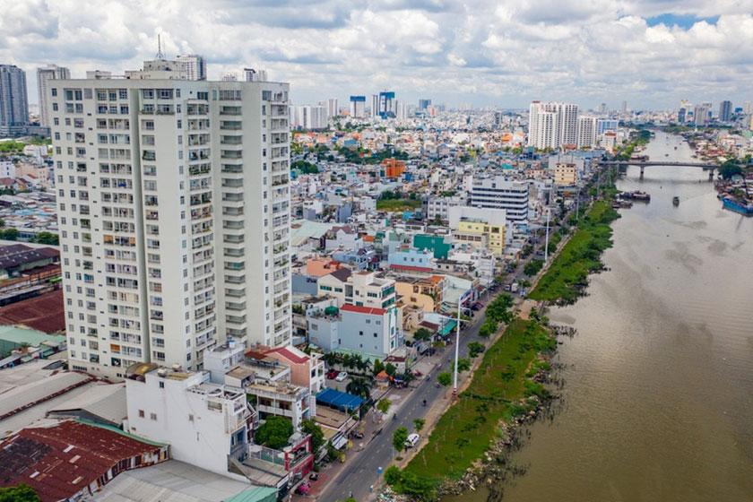 Hàng chục nghìn căn hộ tại TP.HCM bị chậm cấp sổ hồng. Ảnh minh họa
