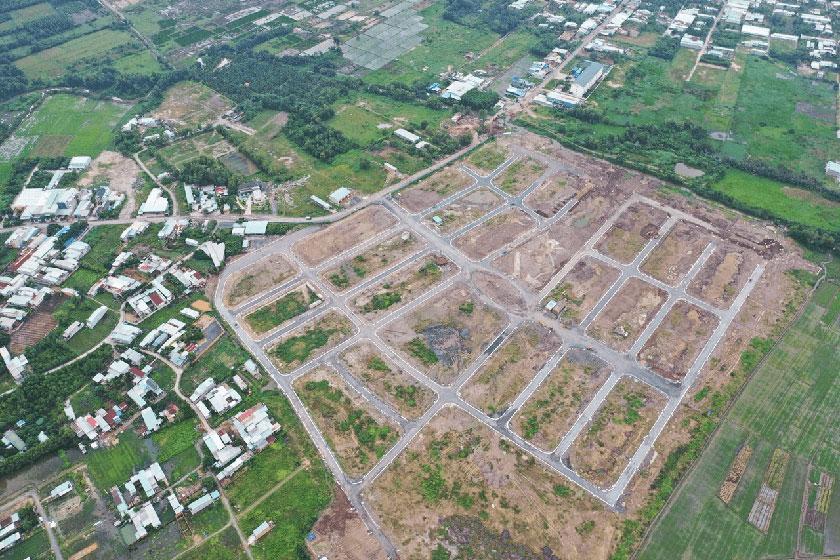 Thu hồi thêm đất doanh nghiệp để làm dự án sân bay Long Thành
