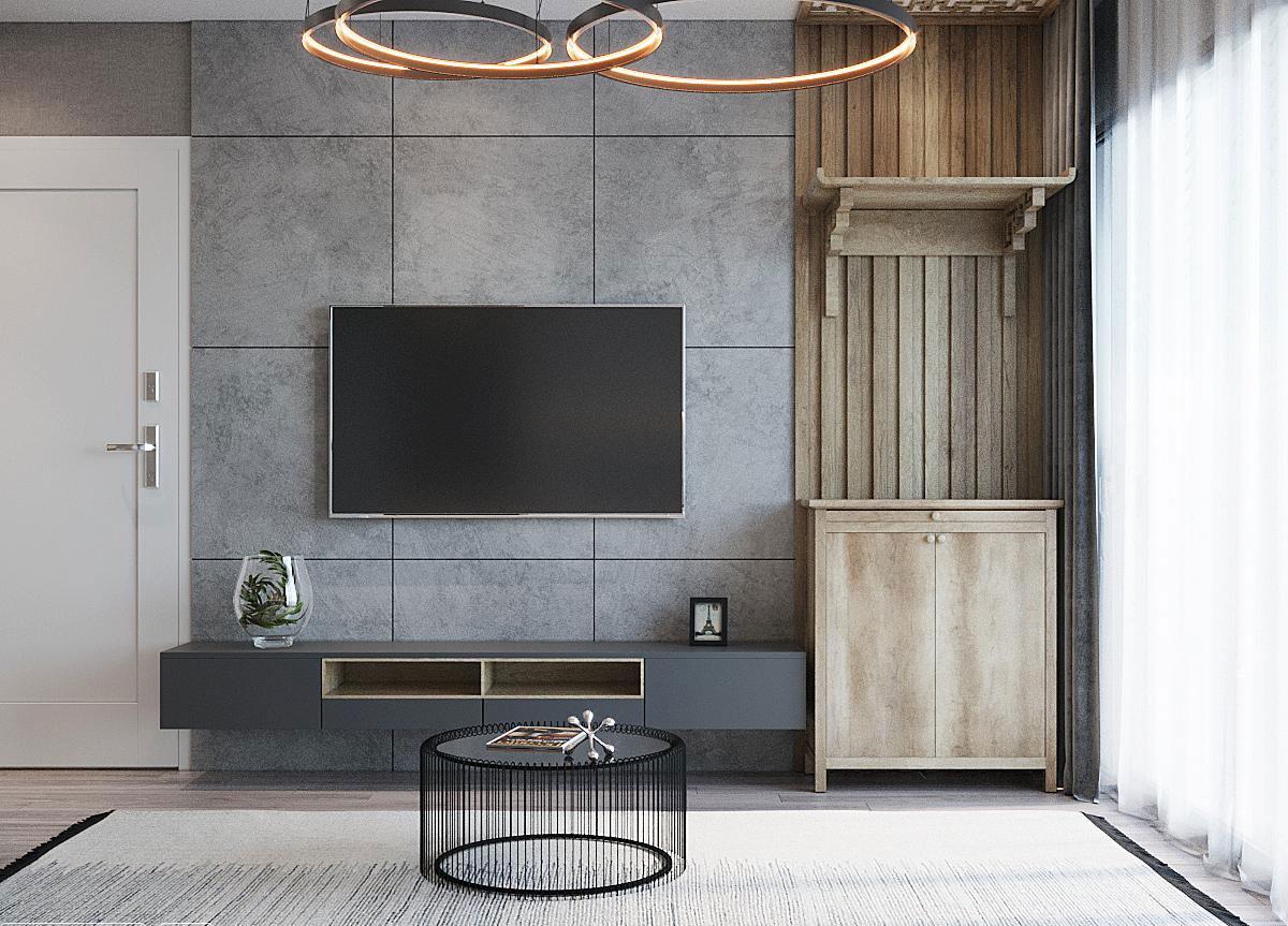 Thiết kế nội thất chung cư mini không nên bỏ qua phong cách tối giản.