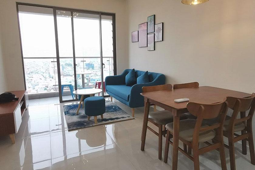 Dùng căn hộ chung cư vào mục đích không phải để ở, chẳng hạn như kinh doanh cho thuê theo giờ, ngắn ngày là vi phạm pháp luật. Ảnh: LĐO