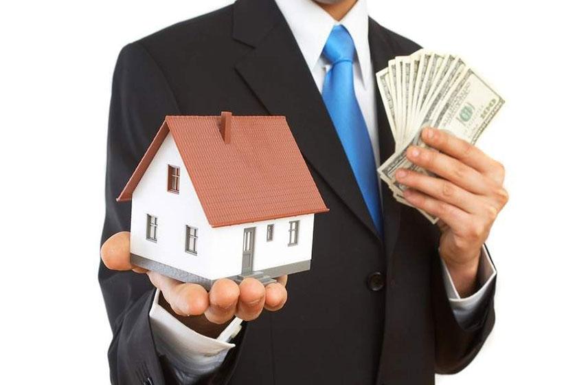 """Không ít người bị """"vỡ trận"""" về tài chính khi liều lĩnh vay quá nhiều tiền ngân hàng để đầu tư nhà đất. (Ảnh minh họa. Nguồn Internet)"""