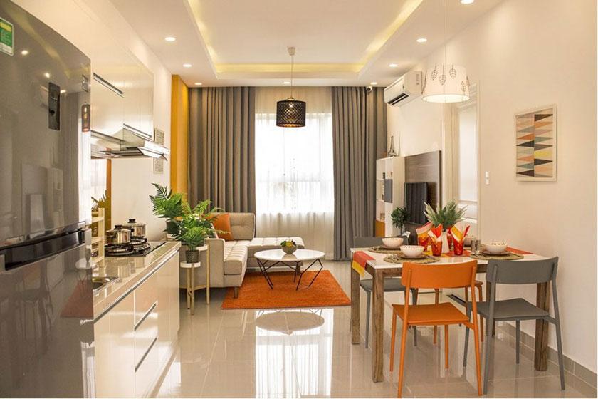 Việc sử dụng căn hộ vào mục đích không phải để ở như cho thuê theo giờ, ngắn ngày là hành vi bị nghiêm cấm. Ảnh minh họa