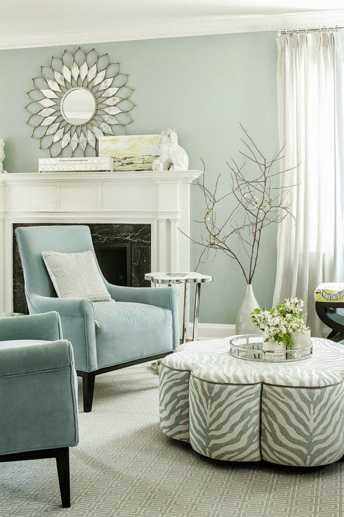 Sắp xếp nội thất phòng khách theo bố cục hình tròn sẽ giúp thu hút nguồn năng lượng tích cực vào nhà.