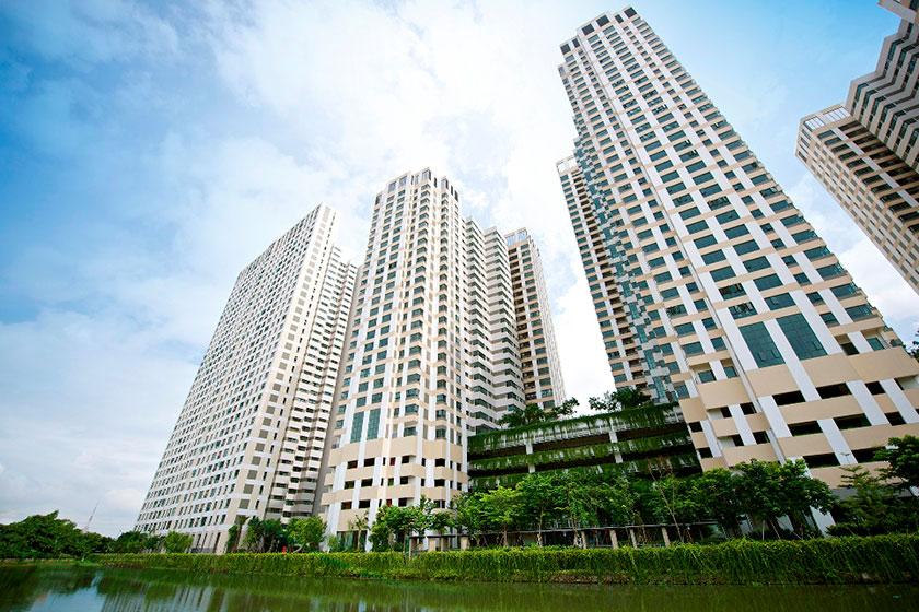 Giá chào bán một số dự án lớn vùng ven Hà Nội vẫn tăng trong đại dịch Covid-19