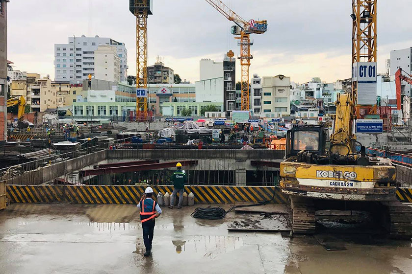 Nhiều dự án BĐS tiếp tục triển khai xây dựng trong 3 tháng cuối năm. Ảnh minh họa