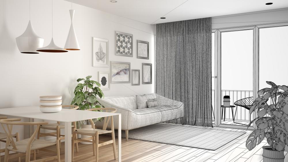 Thiết kế nội thất kiểu Hàn hướng đến sự tối giản nhưng vẫn đảm bảo tiện nghi