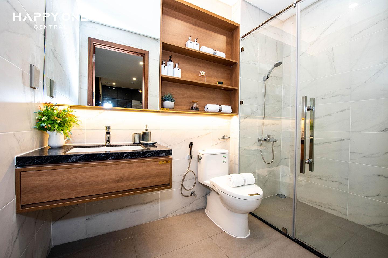 Phòng ngủ nhà mẫu 1PN HOC 01