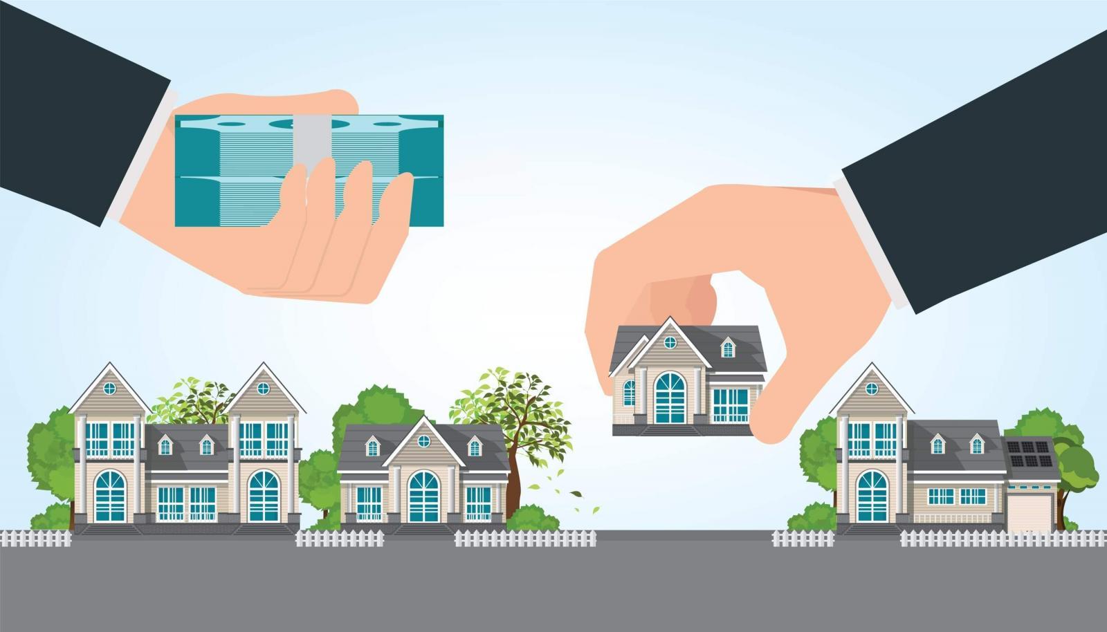 Vi bằng không được thực hiện khi công dân giao dịch bất động sản nói chung