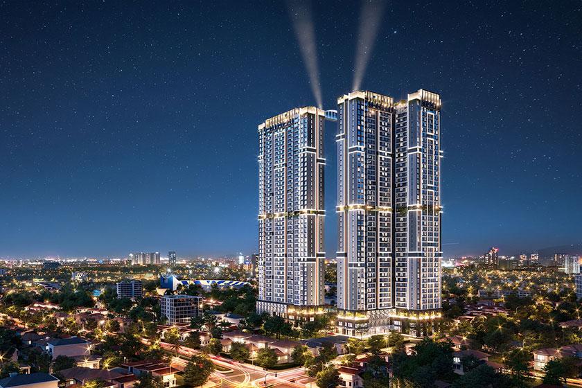 Khu phức hợp căn hộ cao cấp Happy One – Central sẽ là đích đến của cư dân hiện đại