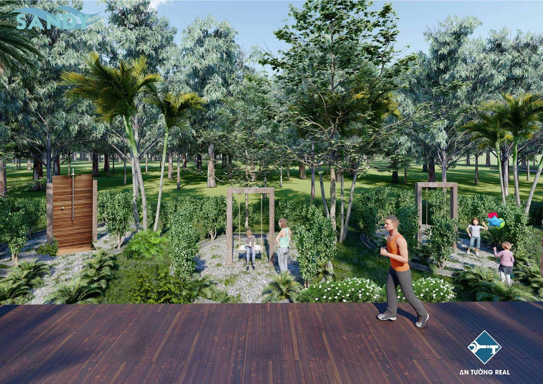 Phối cảnh dự án Lộc An Sandy Homes 04