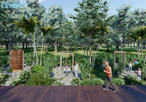 """Nhà vườn Lộc An - """"Second home"""" dành cho người yêu không gian đậm chất quê"""